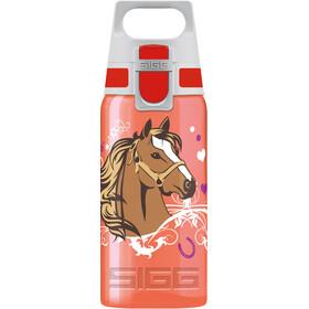 Sigg Viva Kids One Trinkflasche 0,5l Kinder horses